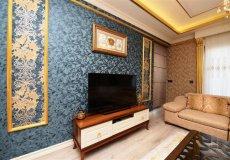 Меблированная квартира в элитном комплексе в центре Аланьи - 15