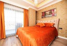 Меблированная квартира в элитном комплексе в центре Аланьи - 20