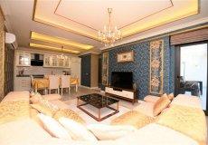 Меблированная квартира в элитном комплексе в центре Аланьи - 16