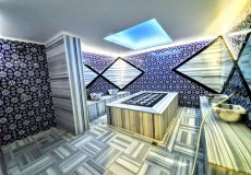 Трехкомнатная квартира в Алании в комплексе - 11