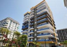 Трехкомнатная квартира в Алании в комплексе - 5