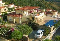 Продажа виллы 3+1, 180 м2, до моря 3500 м в районе Каргыджак, Аланья, Турция № 3679 – фото 1