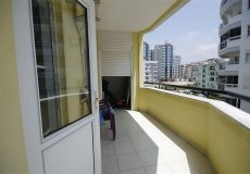 Квартира в Алании с видом на море, район Махмутлар  - 14