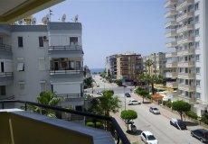 Квартира в Алании с видом на море, район Махмутлар  - 17