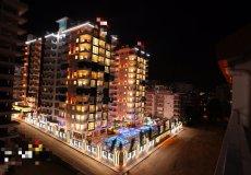 Квартира в Алании в комплексе премиум-класса, район Махмутлар - 4