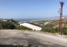Земельный участок в Алании с видом на море, Каргыджак - 2