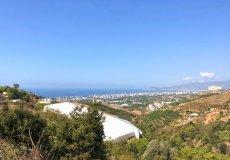 Земельный участок в Алании с видом на море, Каргыджак - 1