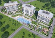 Новый проект в Алании, район Каргыджак - 3
