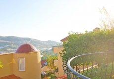 Апарт-вилла в Алании с видом на горы, Каргыджак - 19