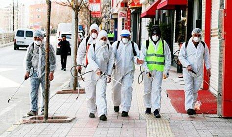 С туристической отрасли Турции будут сняты противоэпидемические ограничения