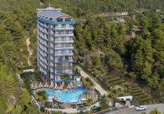 Жилой комплекс 1+1, 2+1, до моря 1400 м в районе Авсаллар, Аланья, Турция № 4340 – фото 1