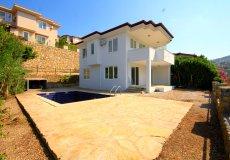 Продажа виллы 3+1, 180 м2, до моря 2000 м в районе Каргыджак, Аланья, Турция № 4415 – фото 1