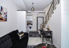 Продажа квартиры 1+1, 59 м2, до моря 350 м в районе Махмутлар, Аланья, Турция № 4576 – фото 7