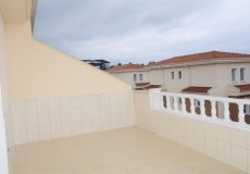 Продажа виллы 3+1, 144 м2, до моря 1200 м в районе Авсаллар, Аланья, Турция № 4281 – фото 18