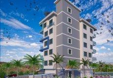 Продажа квартиры 1+1, 59 м2, до моря 350 м в районе Махмутлар, Аланья, Турция № 4576 – фото 4