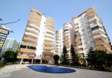 Продажа квартиры 2+1, 115м2 м2, до моря 400 м в районе Махмутлар, Аланья, Турция № 4625 – фото 1