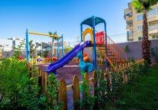 Аренда квартиры 1+1, 60м2 м2, до моря 400 м в центральном районе, Аланья, Турция № 4623 – фото 11