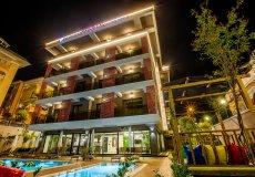 Аренда квартиры 1+1, 60м2 м2, до моря 400 м в центральном районе, Аланья, Турция № 4623 – фото 3