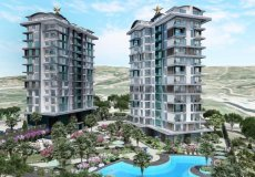 Жилой комплекс 1+1, 2+1, 4+1, 5+1, в районе Махмутлар, Аланья, Турция № 4622 – фото 1