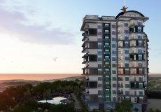 Жилой комплекс 1+1, 2+1, 4+1, 5+1, в районе Махмутлар, Аланья, Турция № 4622 – фото 5