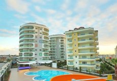 Аренда квартиры 1+1, 55м2 м2, до моря 600 м в районе Авсаллар, Аланья, Турция № 2836 – фото 2