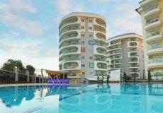 Аренда квартиры 1+1, 55м2 м2, до моря 600 м в районе Авсаллар, Аланья, Турция № 2836 – фото 3