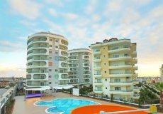 Аренда квартиры 1+1, 55м2 м2, до моря 600 м в районе Авсаллар, Аланья, Турция № 2836 – фото 1