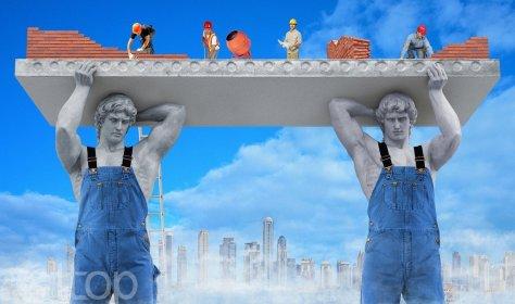 Отмечено увеличение стоимости строительных работ