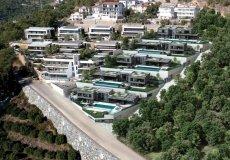 Продажа виллы 4+1, 5+1, 568 м2, до моря 3500 м в центральном районе, Аланья, Турция № 4754 – фото 14