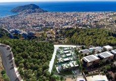Продажа виллы 4+1, 5+1, 568 м2, до моря 3500 м в центральном районе, Аланья, Турция № 4754 – фото 15