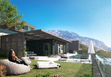 Продажа виллы 4+1, 5+1, 568 м2, до моря 3500 м в центральном районе, Аланья, Турция № 4754 – фото 7