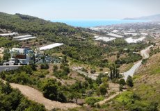 Продажа виллы 5+1, 225 м2, до моря 3000 м в районе Каргыджак, Аланья, Турция № 4765 – фото 28