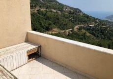 Продажа виллы 3+1, 160 м2, до моря 5000 м в районе Тепе, Аланья, Турция № 4791 – фото 2