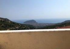 Продажа виллы 3+1, 160 м2, до моря 5000 м в районе Тепе, Аланья, Турция № 4791 – фото 3