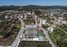 Жилой комплекс 2+1, 5+1, до моря 1800 м в районе Авсаллар, Аланья, Турция № 4803 – фото 2