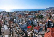 Аренда квартиры 2+1, 85м2 м2, до моря 250 м в центральном районе, Аланья, Турция № 4805 – фото 2