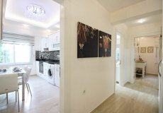Аренда квартиры 2+1, 85м2 м2, до моря 250 м в центральном районе, Аланья, Турция № 4805 – фото 4