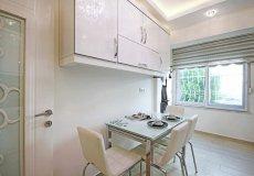Аренда квартиры 2+1, 85м2 м2, до моря 250 м в центральном районе, Аланья, Турция № 4805 – фото 14