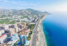 Продажа квартиры 2+1, 88 м2, до моря 0 м в районе Махмутлар, Аланья, Турция № 4806 – фото 22