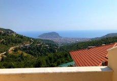 Продажа виллы 3+1, 160 м2, до моря 5000 м в районе Тепе, Аланья, Турция № 4791 – фото 1