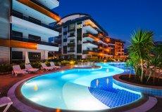 Продажа квартиры 4+1, 280 м2, до моря 1300 м в районе Оба, Аланья, Турция № 4793 – фото 1
