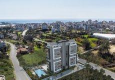 Жилой комплекс 2+1, 5+1, до моря 1800 м в районе Авсаллар, Аланья, Турция № 4803 – фото 1