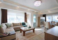 Аренда квартиры 2+1, 85м2 м2, до моря 250 м в центральном районе, Аланья, Турция № 4805 – фото 1