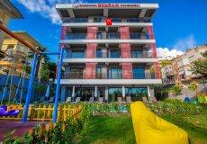 Аренда квартиры 1+1, 60м2 м2, до моря 450 м в центральном районе, Аланья, Турция № 4956 – фото 3