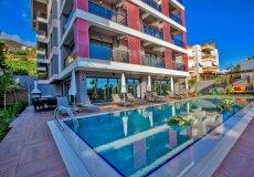 Аренда квартиры 1+1, 60м2 м2, до моря 450 м в центральном районе, Аланья, Турция № 4956 – фото 5