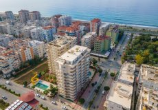 Продажа квартиры 2+1, 120 м2, до моря 100 м в районе Махмутлар, Аланья, Турция № 4950 – фото 25