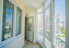 Продажа квартиры 2+1, 120 м2, до моря 100 м в районе Махмутлар, Аланья, Турция № 4950 – фото 13