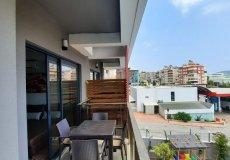 Аренда квартиры 1+1, 60м2 м2, до моря 450 м в центральном районе, Аланья, Турция № 4956 – фото 30