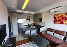 Аренда квартиры 1+1, 60м2 м2, до моря 450 м в центральном районе, Аланья, Турция № 4956 – фото 24