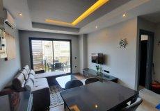 Аренда квартиры 1+1, 60м2 м2, до моря 450 м в центральном районе, Аланья, Турция № 4956 – фото 23